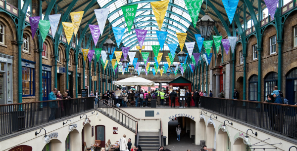 Market in Covent Garden