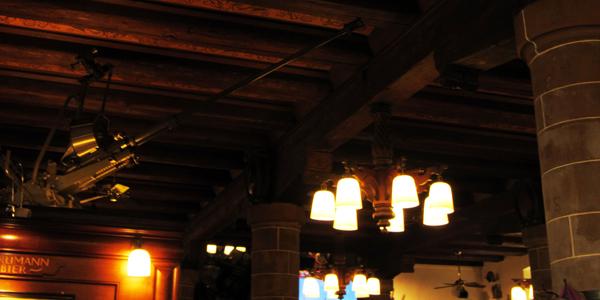 Inside Zeughauskeller