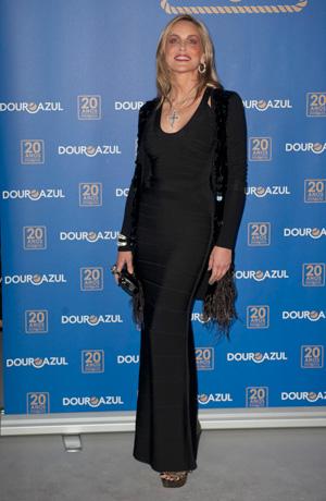 Sharon Stone (David Wishart)