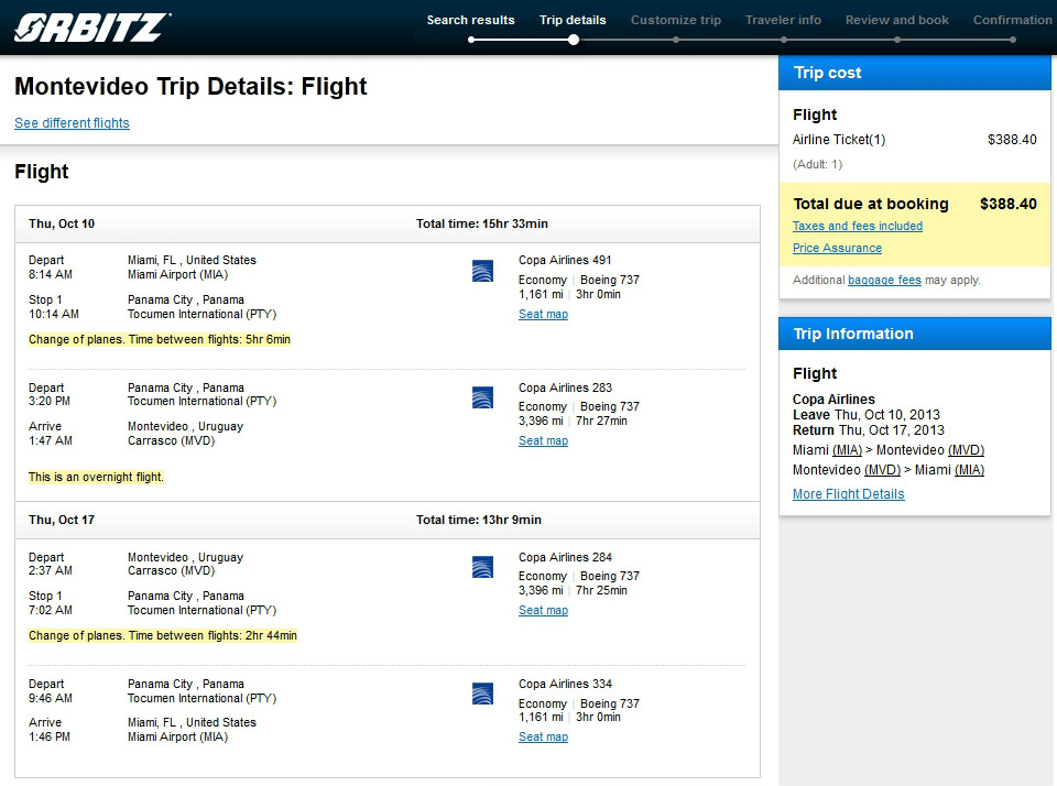 Everything You Need To Know on Booking Travel with Orbitz ...