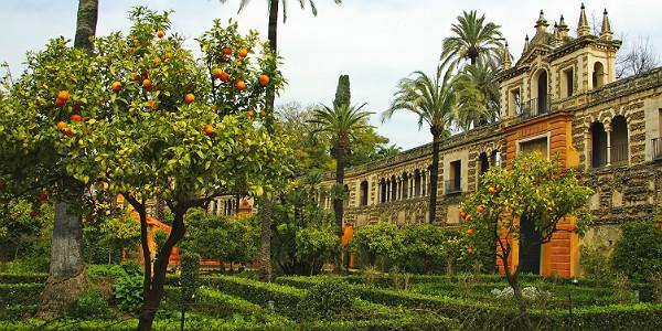 AlcazarPalace&Garden