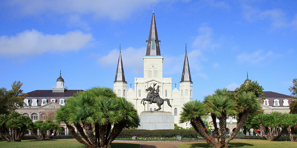 JacksonSquare&StLouisCathedral