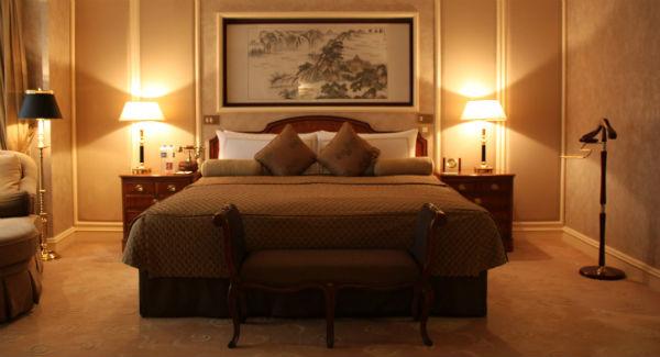 Sleep like royalty at the Shangri-La Shenzhen (Navjot Singh)