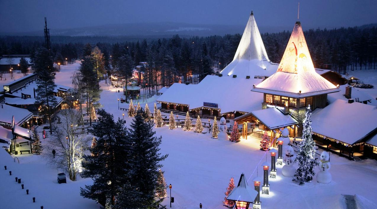 Top 20 Christmas Destinations Around the World | Fly.com Travel Blog