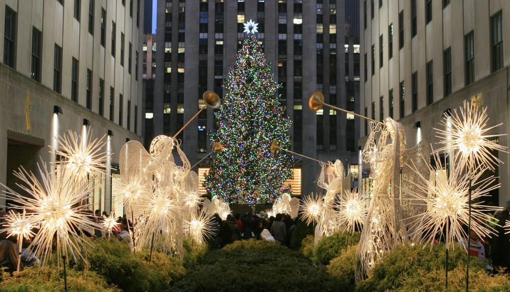 Rockefeller Center, Source: Shutterstock (TerraceStudio)