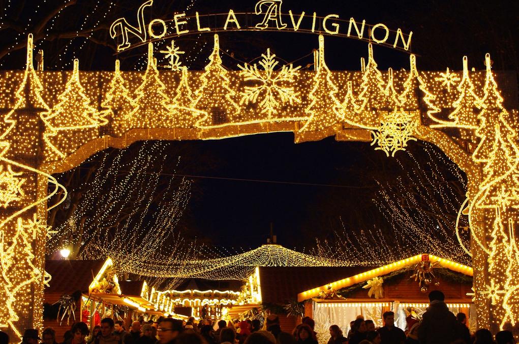Noel a Avignon, Source: Flickr (Lola Casamitjana)