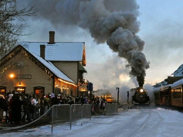 Polar Express in Durango, Source: HGTV Front Door