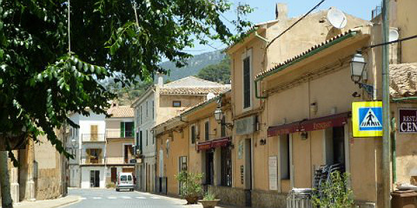Majorcan Village (Godfrey Hall)