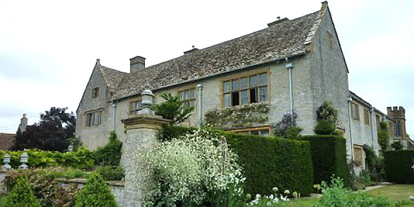 Lytes Cary Manor House, Somerset (Godfrey Hall)