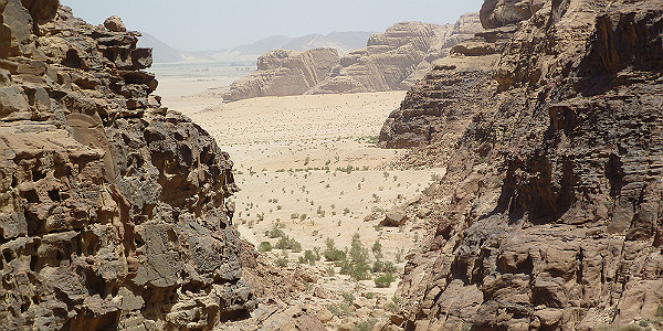 Wadi Rum (Godfrey Hall)