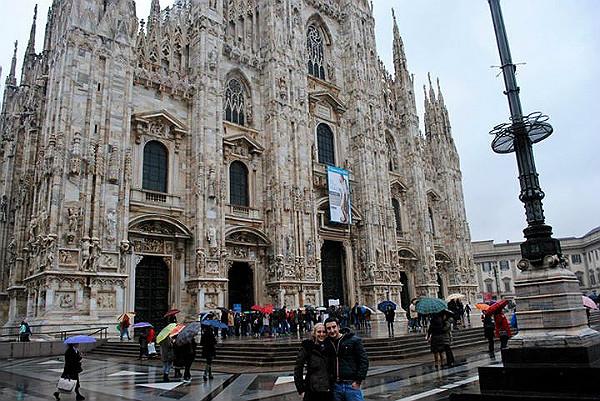 Milan Duomo (Elisabeth Barker )