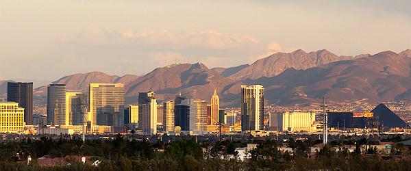 Las Vegas Skyline (Shutterstock.com)