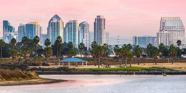 Mission Beach, San Diego (Shutterstock.com)