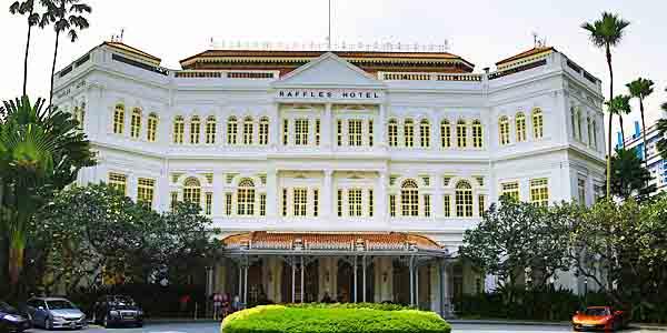 Raffles Hotel (Navjot Singh)