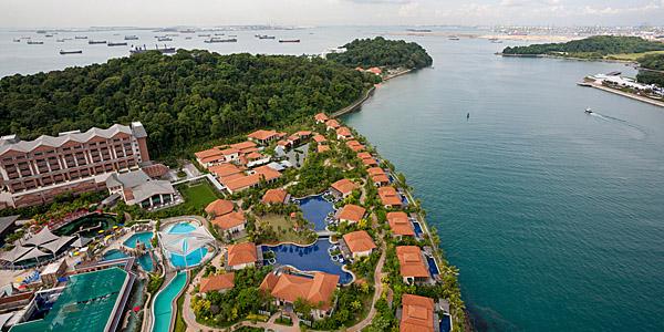Sentosa Island (Shutterstock.com)