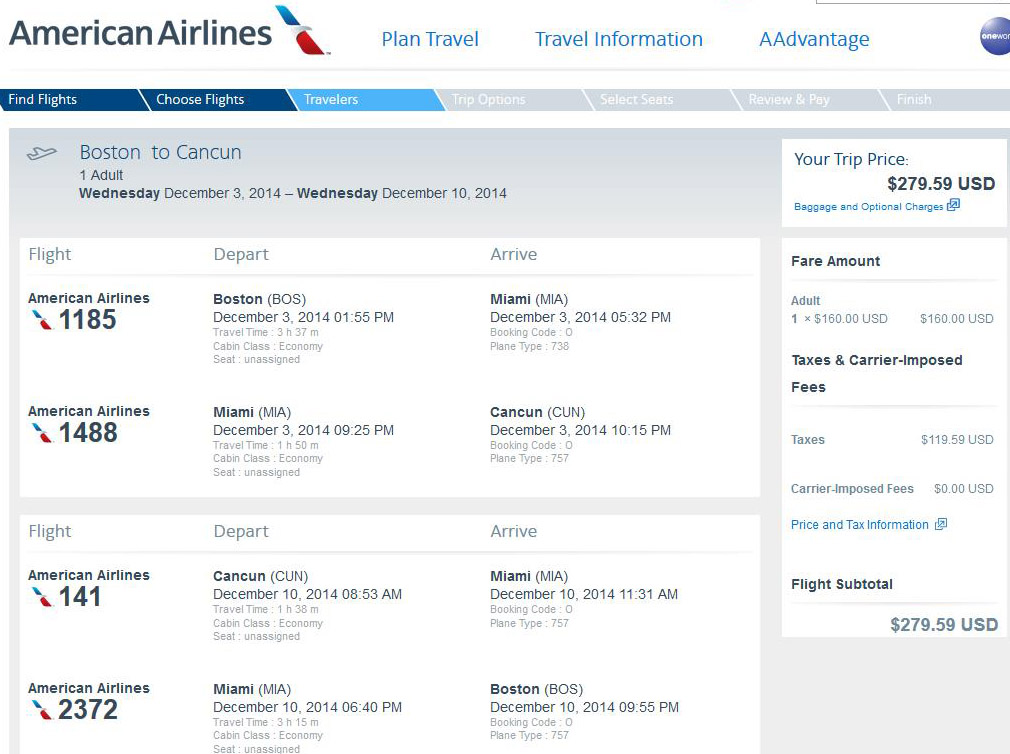 280 320 Boston To Cancun Travel Into Aug R T W