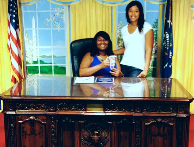 White House Gift Shop (Credit: Darí Brooks)