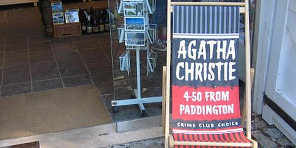 Agatha Christie Tour (Godfrey Hall)