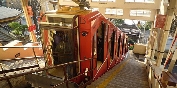 Funicular Railway Como (Godfrey Hall)