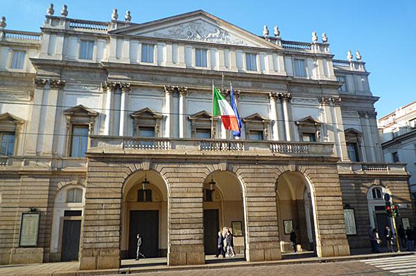 La Scala (Godfrey Hall)