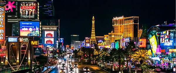 Great deals from Denver to Las Vegas