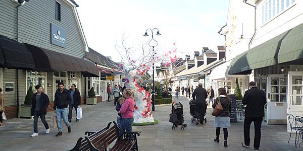 Bicester Village (Godfrey Hall)