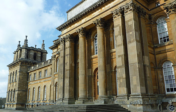 Blenheim Palace (Godfrey Hall)
