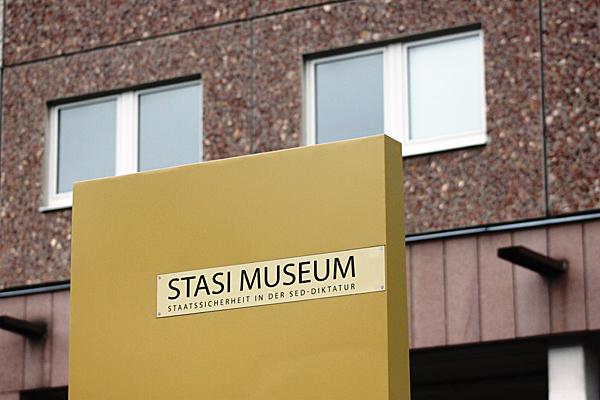 Stasi Museum (Sasha Arms)