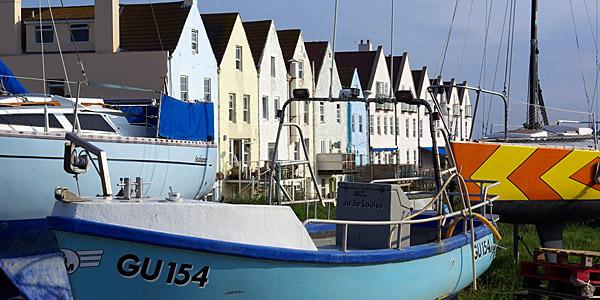 Alderney (Shutterstock.com)