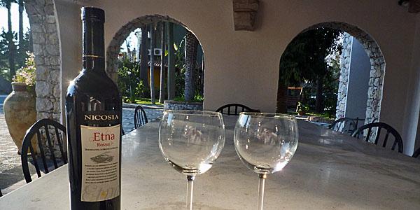 Mount Etna Wine (Godfrey Hall)