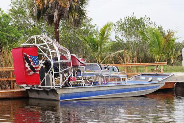 Wooten's Everglades Airboat Tours (Sasha Arms)