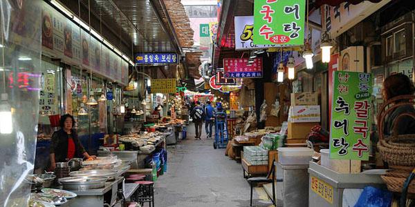 Namdaemun Market (Navjot Singh)