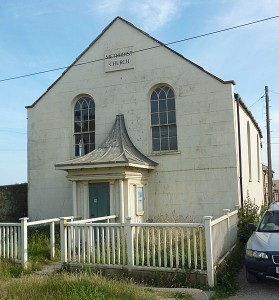 Methodist Church used as Sea Brigade Hall (Godfrey Hall)