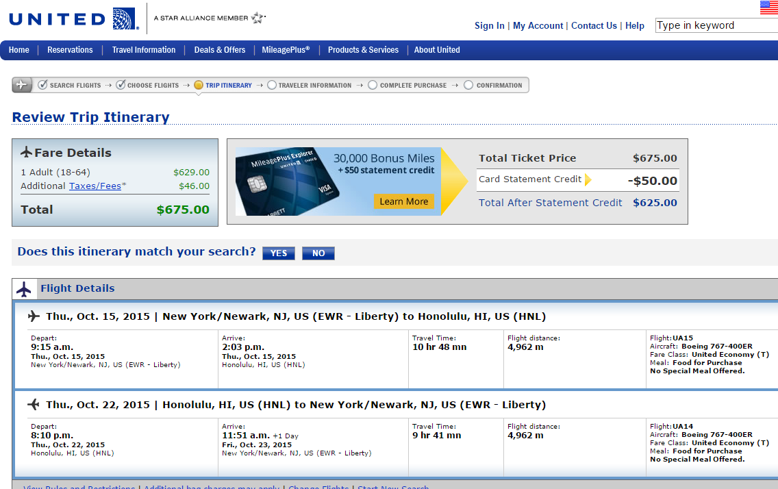Newark To Honolulu Nonstop Incl Holidays RT Flycom - Us zip code honolulu