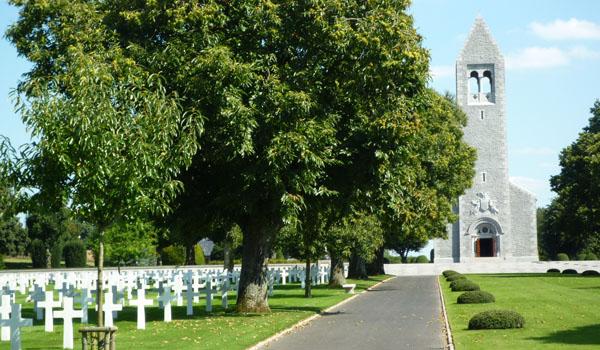 American Cemetery (Godfrey Hall)