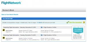 Boston to Ft. Lauderdale: Flight Network