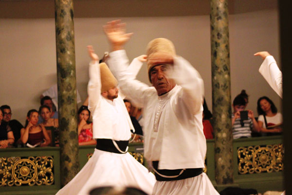 Whirling Dervish (Sasha Arms)