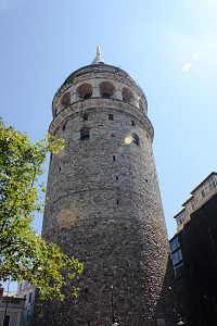 Galata Tower (Sasha Arms)