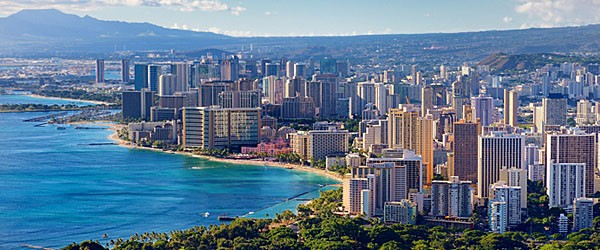 Hawaii deals flight centre