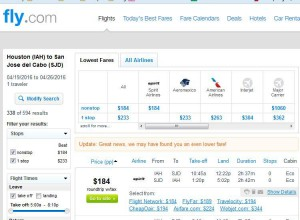 Houston-Los Cabos: Fly.com Search Results