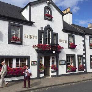 Burt's Hotel (David Wishart)