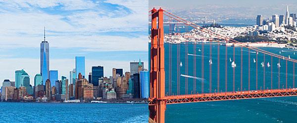 Top Flight Deals For Nov 18 East Coast Or West Coast