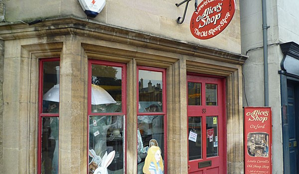 Alice's Shop (Godfrey Hall)