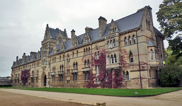 Christ Church College, Oxford (Godfrey Hall)