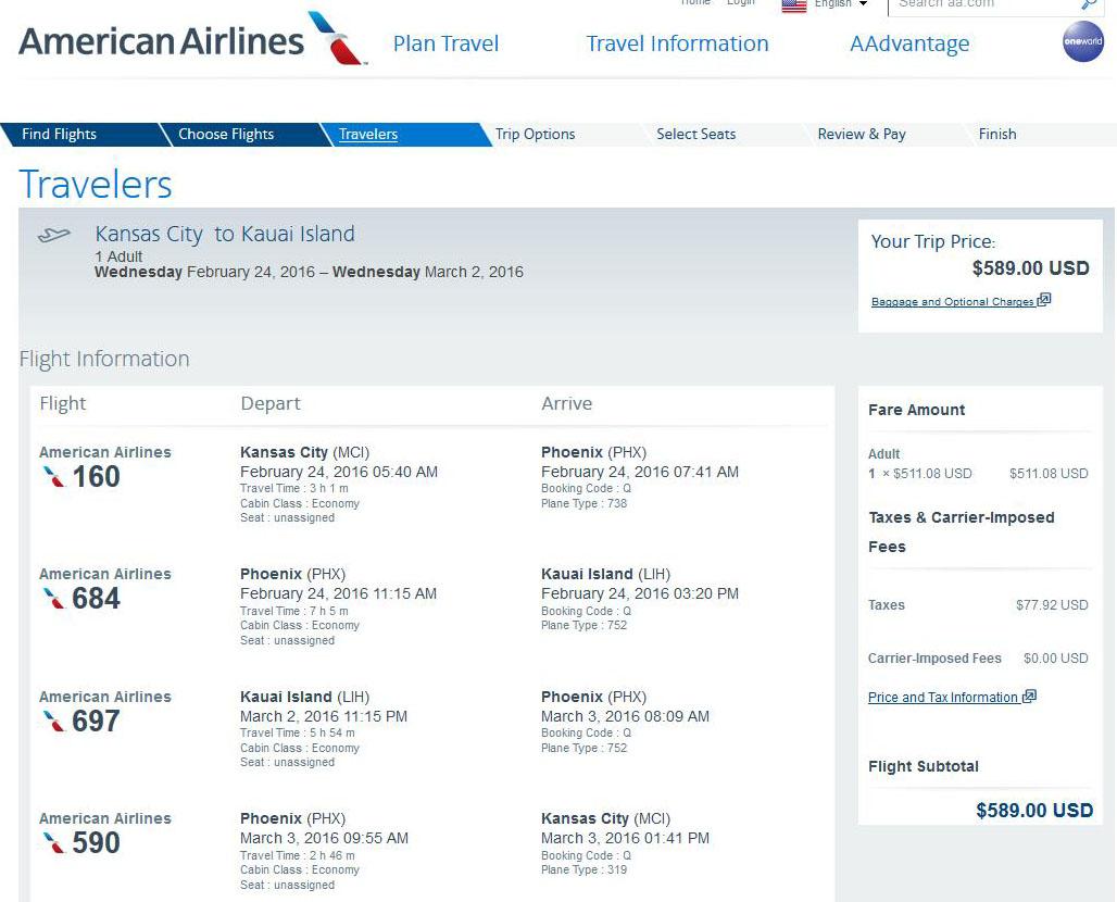 589 597 Kansas City To Hawaii R T Fly Com Travel Blog
