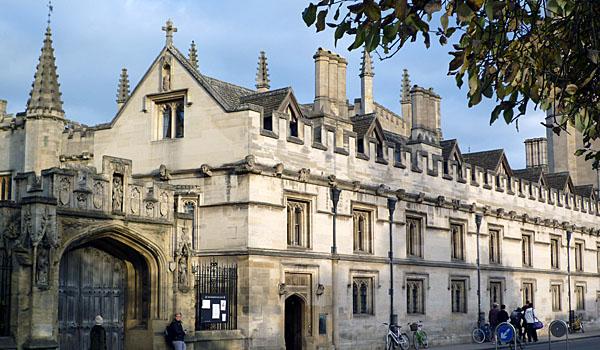 Magdalen College (Godfrey Hall)