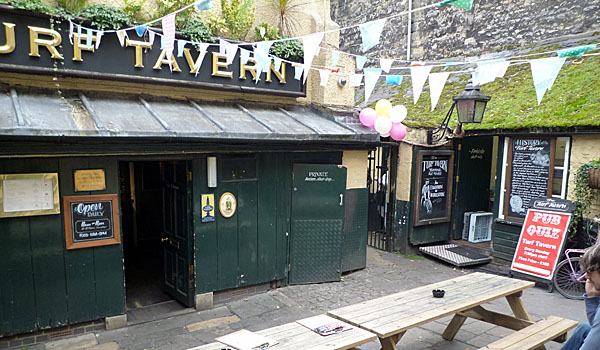 The Turf Tavern (Godfrey Hall)
