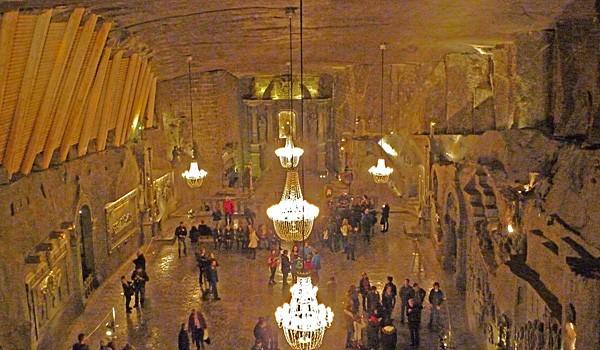 Inside the Salt Mine (Godfrey Hall)
