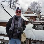 The Writer in Zakopane