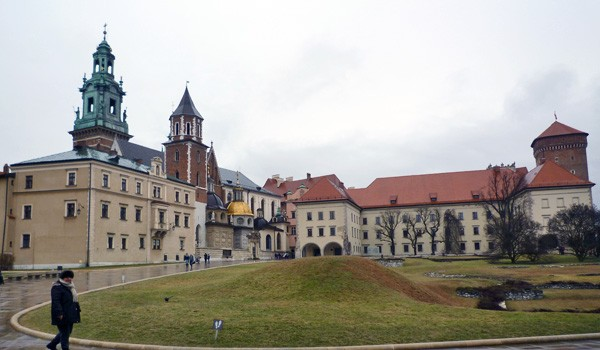 Wawel Castle and Cathedral (Godfrey Hall)